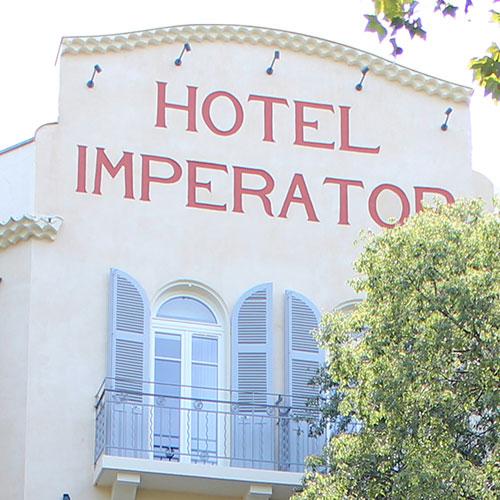 vignette Maison Albar hôtels L'Imperator - Tissot Electricité