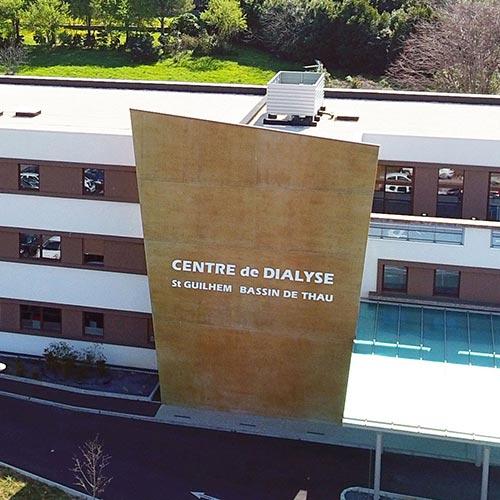 Vignette centre de dialyse - Tissot Electricité